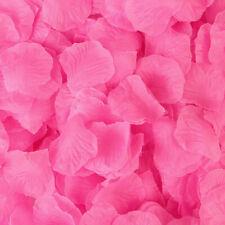 1000PCS Flowers Silk Rose Petals Wedding Party Confetti Decoration Table