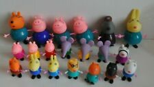 lot of 20 PEPPA PIG Family & Friends Figures, Toys