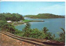 CP Guyane Française - Iles du Salut - Le port de l'Île Royale