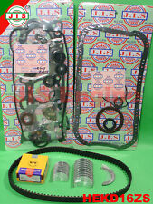 92-95 Honda Civic EX/Si, Del Sol Si 1.6L VTEC D16Z6 Engine Rebuild Kit HEKD16ZS