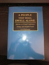 A People That Shall Dwell Alone : Judaism As a Group Evolutionary Strategy, with