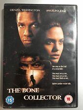 Denzel Washington BONE COLLECTOR ~ 1999 Serial Killer Crime Thriller UK DVD