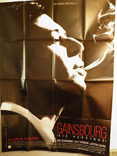 Gainsbourg A Heroic Life 2010 Large French poster Bridget Bardot  Jane Birkin