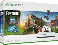 Microsoft Xbox One S 1 To + Fortnite - 100% neuve - Garantie 2 ans - Version EUR