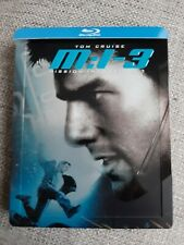 MISSION IMPOSSIBLE 3 BLU RAY STEELBOOK - TOM CRUISE