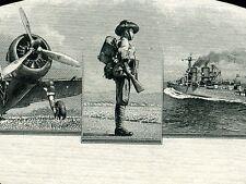 Netherlands Indies:1943 Reverse Printer Die * RARE * American Bank Note Co. *