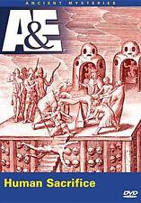 ANCIENT MYSTERIES: HUMAN SACRIFICE - DVD - Region 1 - Sealed