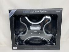 New! iWave Apple iPod 30-pin Dock Xbase Speaker System + Aux Mp3/ Audio Players