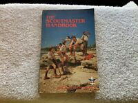 Boy Scouts Scoutmaster Handbook 1990 Printing