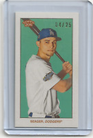 2020 Topps 206 Series 1 COREY SEAGER Cycle Back Variation SP DODGERS 04/25
