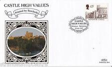 1997 Castle High's - Benham Small Silk Set of Officials - Cat £80 as the set !