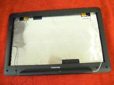 Toshiba L505D-S5965 Lid - LCD Back Cover with Bezel and WiFi Antenna #221-16
