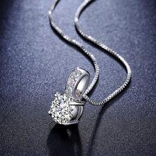 Fashion Charm Jewelry Crystal Choker Chunky Statement Bib Pendant Necklace  Chain 16c77fe6b658
