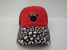 Disney Minnie Mouse Womens Baseball Hat Cap 367cdddc7df7