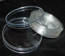 Elastic Stretch Jewelry Beading Cord 0.6Mm Clear 70 Meter Spool Bead Box W8