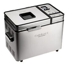 Cuisinart CBK-200 2-Pound Convection Automatic Programmable Bread Maker Stainles