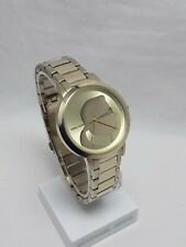 Karl Lagerfeld Camille Women's Gold Tone Stainless  steel Band Gold Dial KL2221