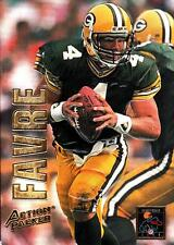 1993 Action Packed Quarterback Club #QB5 Brett Favre Packers HOF