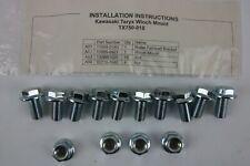 Kawasaki Teryx Winch Mount Instructions and Mounting Hardware - TX750-018
