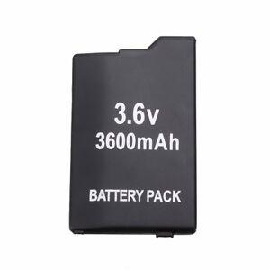 Batterie pour Sony PSP 1000 - 1004 (pas Slim & Lite) - 3600 mah
