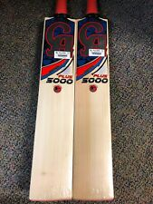 Ca Plus 5000 Grade 3 English Willow Cricket Bat - Sh