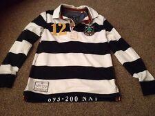 Boys' Cotton Blend Long Sleeve T-Shirts & Tops (2-16 Years)