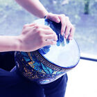 Djembe Drum Musical instrument Gift Party Picnic Traditional colorful Portable  picture