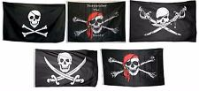 3x5 3'x5' Wholesale Set Jolly Roger Pirate Calico Brethren Surrender Flags Flag