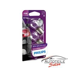 Philips P21W VisionPlus Signal und Innenbeleuchtung 12498VPB2 12V/P21W