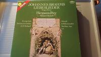 Johannes Brahms * Liebeslieder * Vinyl LP - Hermann Prey