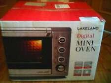 Lakeland Digital Mini Oven Silver