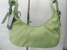 Borse e borsette da donna verde Tosca Blu in pelle