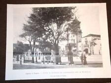 Algesira nel 1905 Dove si riunirà la Conferenza per il Marocco Spagna