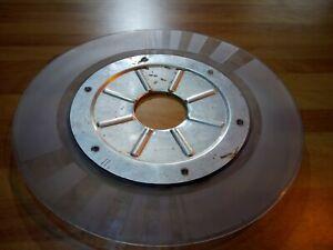 Vintage Sachs Huret spoke protection disc...Transparent outer used but good con
