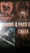 Horror 4 Pack, Vol. 2 (DVD, 2011) NEW & SEALED! FREE SHIPPING!
