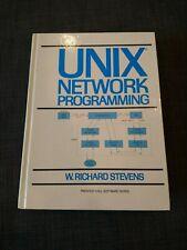 Unix Network Programming by Stevens, W. Richard