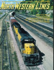 """NORTH WESTERN LINES - 2004 NUMBER 3 - """"OMAHA ROAD IN THE TWIN CITIES""""-  VG"""