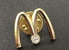 McDonald's China Staff Employee Souvenir Golden Arch M Logo Pin Pins Onarment