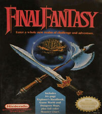 Final Fantasy (Nintendo Entertainment System, 1990)