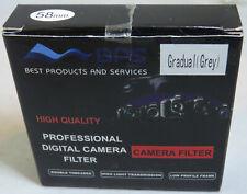 58MM BPS Gradual Grey Filter - Brand New & Sealed + Free UK Postage