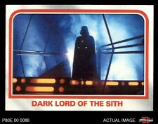 1980 Topps Star Wars The Empire Strikes Back #104 Dark Lord of the Sit 8 - Nm/Mt