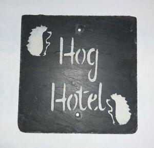 Hedgehog Sign Hog Hotel Hedgehog Highway Hedgehog conservation Hedgehog Home