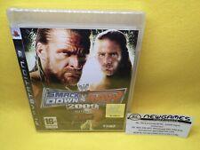 WWE Smackdown VS Raw 2009 - Playstation 3 - PRECINTADO
