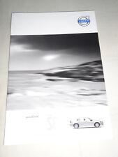 Volvo S80 range brochure Apr 2014