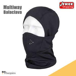 Portwest CS23 Super Stretchy Balaclava Multiway Warm Head & Face Waterproof UK