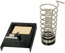 OPEN SPRING STYLE SOLDERING IRON STAND WITH SPONGE/TRAY (SPONGE NOT INCLUDED)