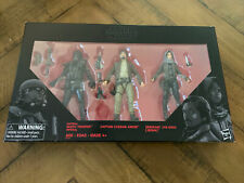 """Star Wars The Black Series 6"""" Target Exclusive Rogue One 3-Pack - NEW"""
