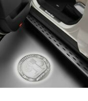 Mercedes GLA X156 AMG LED Projector Door Lighting Mercedes Genuine NEW
