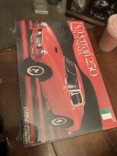 Sealed Mint 1:24 Amt Ertl model sports car kit Ferrari 250 Gt Swb Made in Italy
