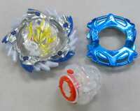 Toy Single Item Light Amaterios.3.Ds Crystal Blue Ver. Switch Software Beyblade